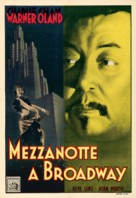 Charlie Chan on Broadway - Italian Movie Poster (xs thumbnail)
