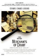 Merchants of Doubt - Canadian Movie Poster (xs thumbnail)