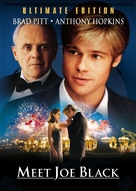 Meet Joe Black - DVD cover (xs thumbnail)