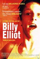 Billy Elliot - Brazilian Movie Poster (xs thumbnail)