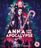 Anna and the Apocalypse - British Movie Cover (xs thumbnail)