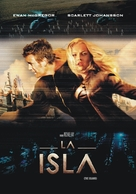 The Island - Argentinian Movie Poster (xs thumbnail)