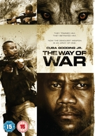 The Way of War - British Movie Cover (xs thumbnail)