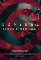 Spiral: From the Book of Saw - Brazilian Movie Poster (xs thumbnail)
