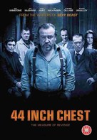 44 Inch Chest - British DVD cover (xs thumbnail)