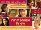 What Maisie Knew - British Movie Poster (xs thumbnail)