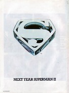 Superman II - Movie Poster (xs thumbnail)
