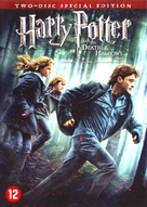 Harry Potter and the Deathly Hallows: Part I - Dutch DVD cover (xs thumbnail)