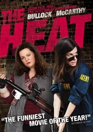 The Heat - DVD movie cover (xs thumbnail)