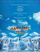 Happy Feet Two - For your consideration poster (xs thumbnail)