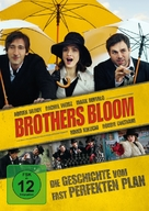 The Brothers Bloom - German Movie Cover (xs thumbnail)