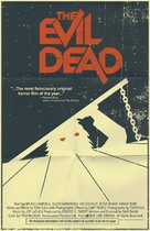 The Evil Dead - Movie Poster (xs thumbnail)