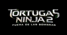 Teenage Mutant Ninja Turtles: Out of the Shadows - Mexican Logo (xs thumbnail)