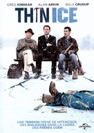 Thin Ice - French DVD movie cover (xs thumbnail)