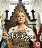 """""""The White Queen"""" - British Blu-Ray movie cover (xs thumbnail)"""