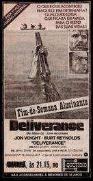 Deliverance - Portuguese poster (xs thumbnail)