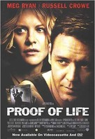 Proof of Life - Video release movie poster (xs thumbnail)