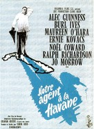 Our Man in Havana - French Movie Poster (xs thumbnail)