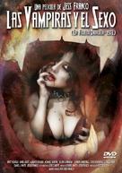 Fille de Dracula, La - Spanish Movie Cover (xs thumbnail)
