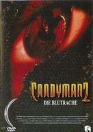 Candyman: Farewell to the Flesh - Swiss DVD movie cover (xs thumbnail)