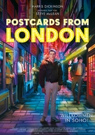 Postcards from London - German Movie Poster (xs thumbnail)