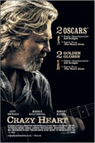 Crazy Heart - Swiss Movie Poster (xs thumbnail)