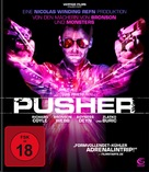 Pusher - German Movie Cover (xs thumbnail)