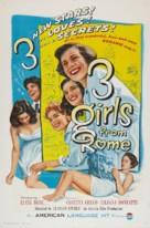 Le ragazze di Piazza di Spagna - Movie Poster (xs thumbnail)