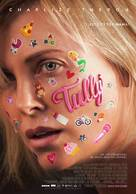 Tully - Argentinian Movie Poster (xs thumbnail)