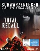 Total Recall - Dutch Blu-Ray cover (xs thumbnail)