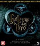 El espinazo del diablo - British Blu-Ray cover (xs thumbnail)