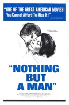 Nothing But a Man - Movie Poster (xs thumbnail)