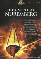 Judgment at Nuremberg - DVD cover (xs thumbnail)