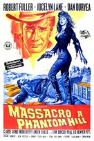 Incident at Phantom Hill - Italian Movie Poster (xs thumbnail)