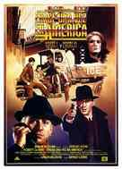 Once Upon a Time in America - Spanish Movie Poster (xs thumbnail)
