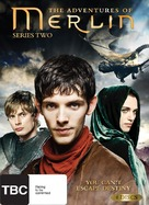 """Merlin"" - New Zealand DVD cover (xs thumbnail)"
