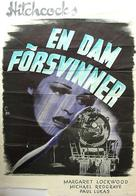 The Lady Vanishes - Swedish Movie Poster (xs thumbnail)