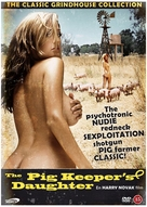 The Pig Keeper's Daughter - Danish DVD cover (xs thumbnail)