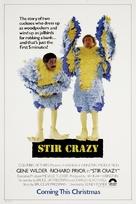 Stir Crazy - Advance poster (xs thumbnail)