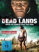 The Dead Lands - German Blu-Ray cover (xs thumbnail)