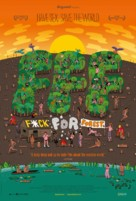 Fuck for Forest - British Movie Poster (xs thumbnail)