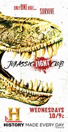 """Jurassic Fight Club"" - Movie Poster (xs thumbnail)"