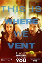 This Is Where I Leave You - Movie Poster (xs thumbnail)