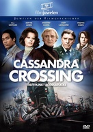The Cassandra Crossing - German DVD movie cover (xs thumbnail)