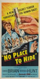No Place to Hide - Movie Poster (xs thumbnail)