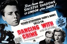 Dancing with Crime - British Movie Poster (xs thumbnail)