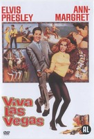 Viva Las Vegas - Dutch DVD cover (xs thumbnail)