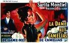 La bella Lola - Belgian Movie Poster (xs thumbnail)
