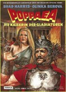 Le calde notti di Poppea - German Movie Poster (xs thumbnail)
