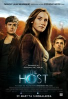 The Host - Turkish Movie Poster (xs thumbnail)
